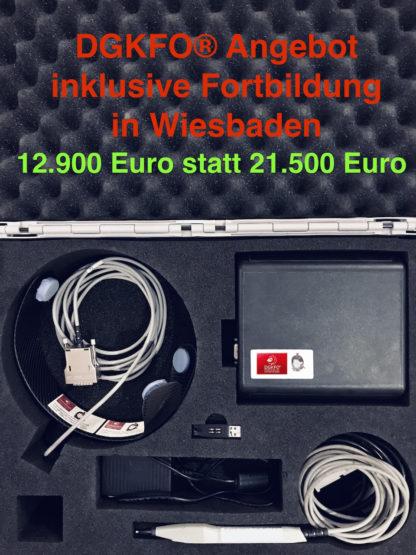 DGKFO® Wiesbaden Fortbildung Angebot Digitale Graphie für die Kieferorthopädie